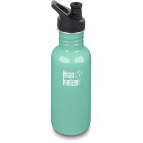 Klean Kanteen Classic Bottle Sport Cap 532ml sea crest